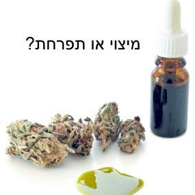 מיצוי THC או תפרחת, מה עדיף לשימוש רפואי?